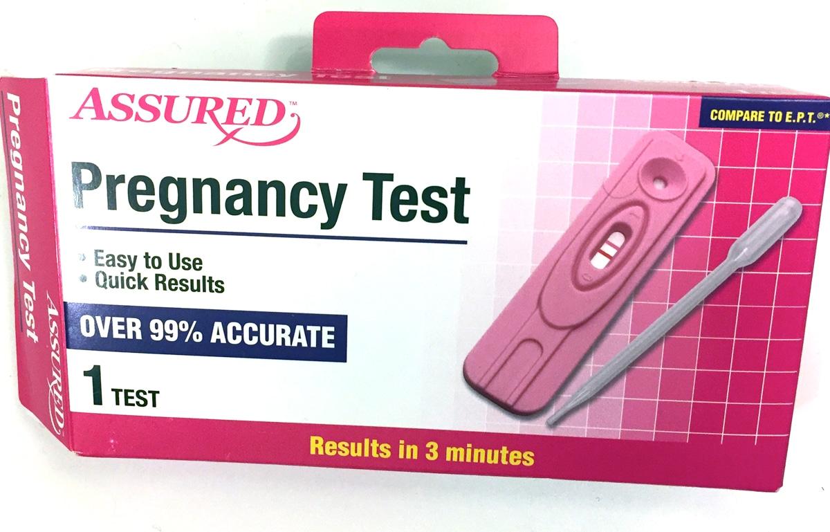 Assured Pregnancy Test hCG
