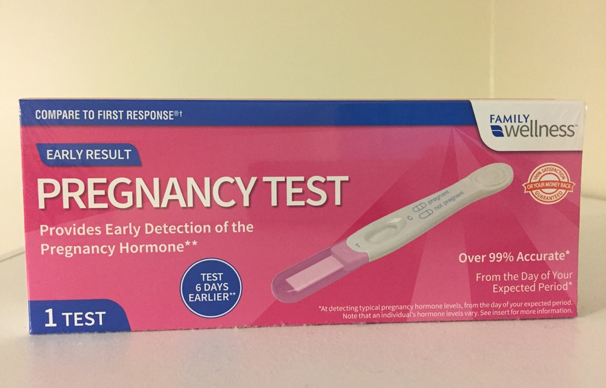 Family Wellness Early Result Pregnancy Test Review