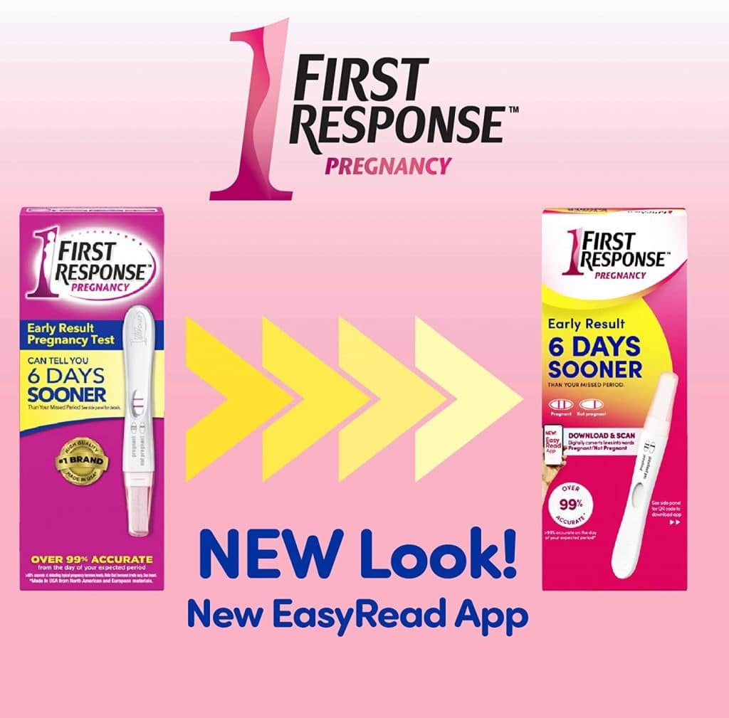First Response comes with a new look, the same performance and a new EasyRead app.