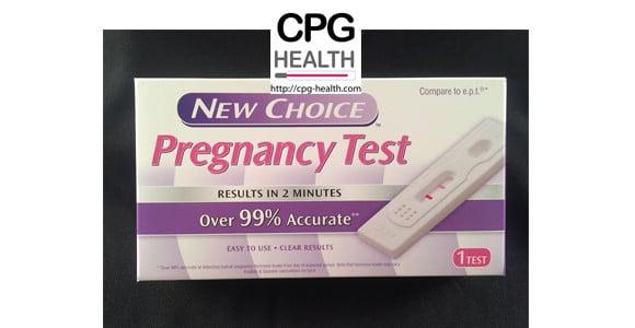 New Choice Pregnancy Test Accuracy